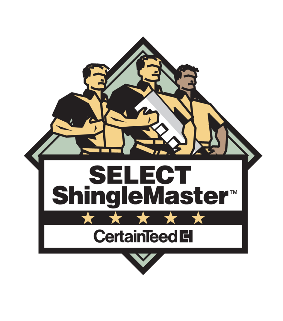 image of Select Shingle Master logo