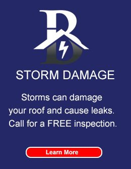 Dubo Roofing provides repairs for storm damage