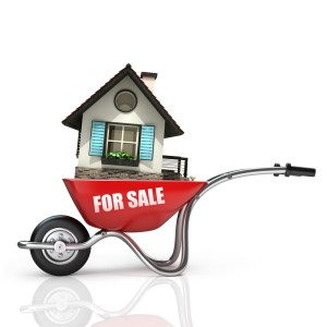 graphic of house for sale sign