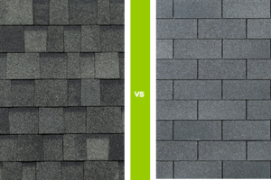 Architectural Shingle or 3-Tab? What's the Difference?